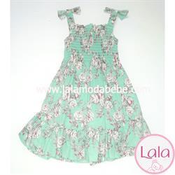 DRE PA 201-S18 F3 Vestido niña
