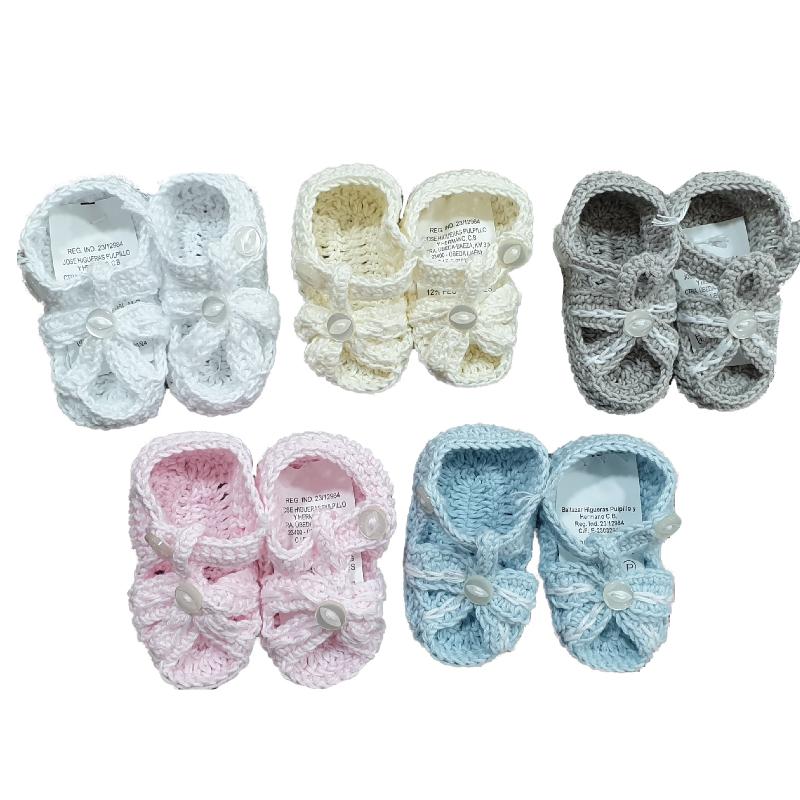 24479 Patuco sandalia bebé unisex