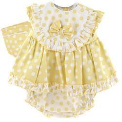 21129 Jesusito lunares bebé niña