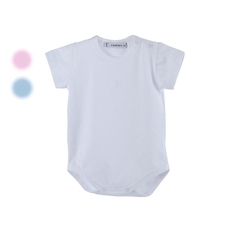 19087 Camiseta body básico unisex